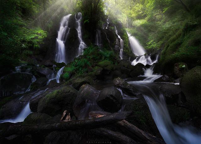 The world of waterfalls