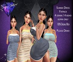 [DC] Summa Dress Fatpack - Kupra