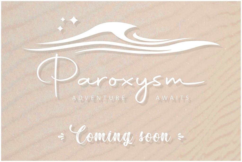 PAROXYSM. – Coming Soon