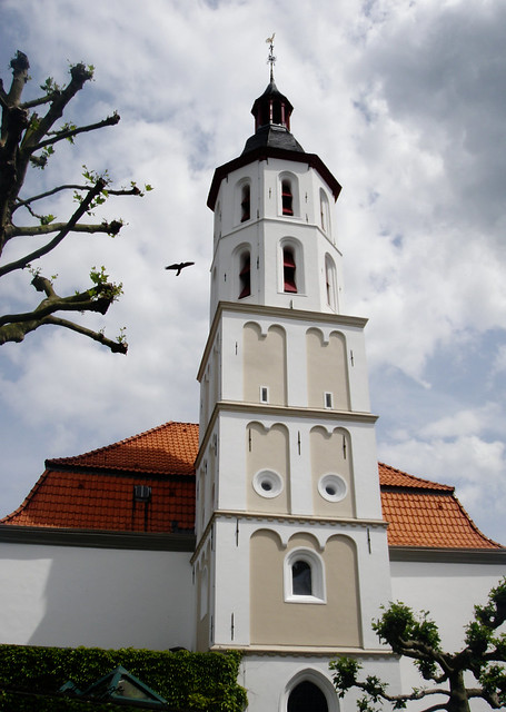 The evangelical church of Xanten