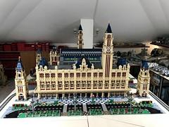 Estacao da Luz at new Lego room