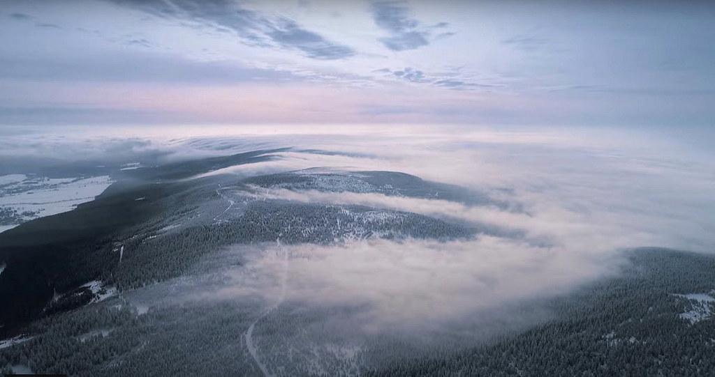 Velká Deštná Orlické hory Tschechien foto 15