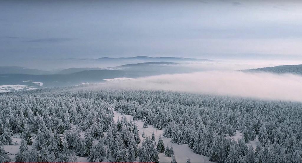 Velká Deštná Orlické hory Tschechien foto 16