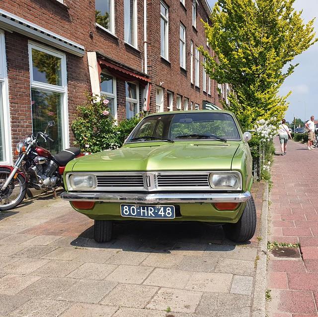 1976 Vauxhall Viva 1.3 Standard