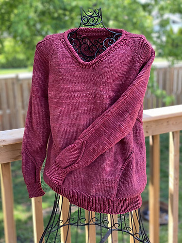 Here's Jen (zjewell)'s Soft Structure Test Knit.