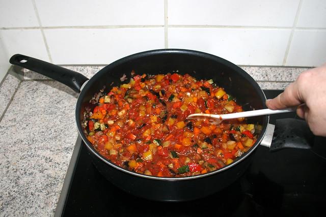 39 - Scramble & bring to a boil / Verrühren & aufkochen lassen