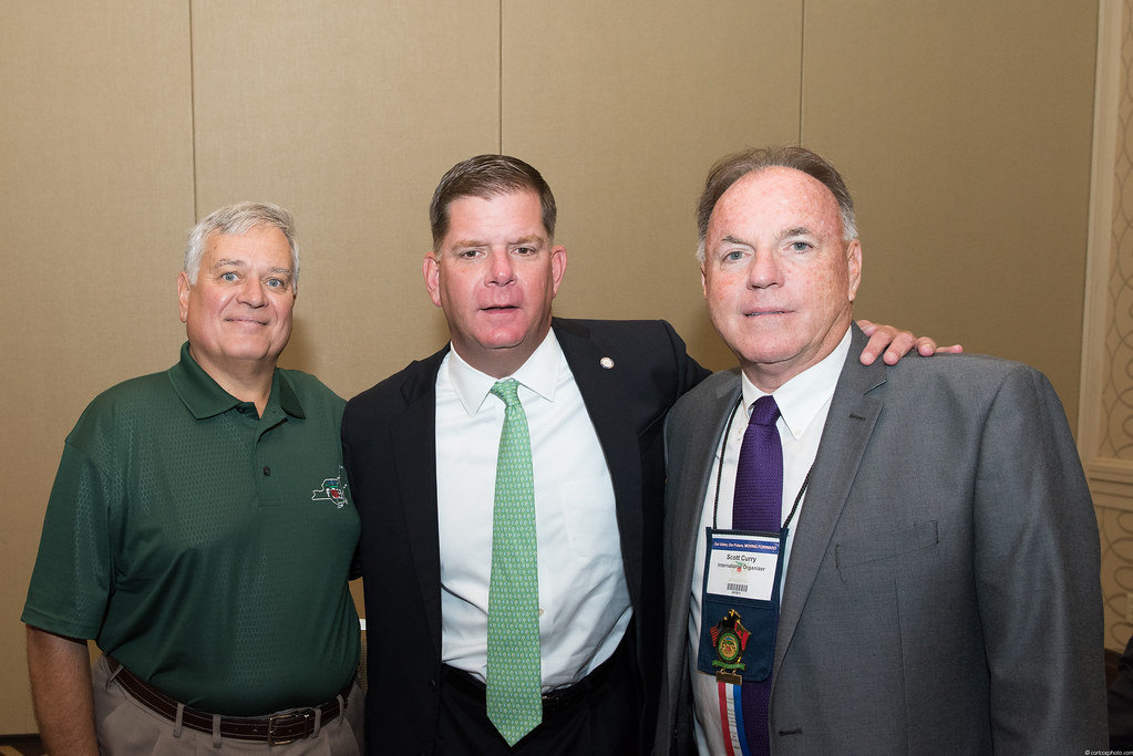 NY-NE States Conference Regional Organizer Scott Curry retires