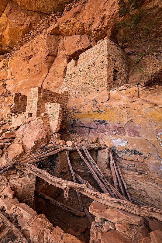 Ruins Over the Kiva
