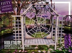 Violetility - Widow's Bench
