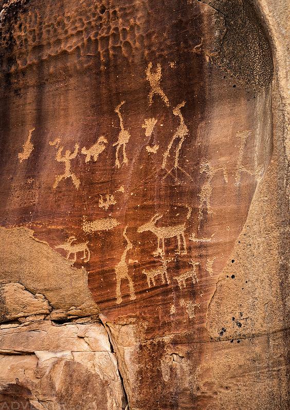 Upper Petroglyphs