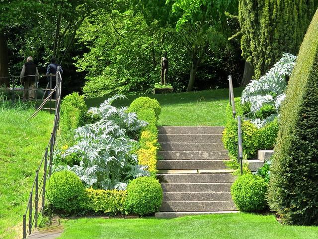 Renishaw Hall and Gardens, Derbyshire