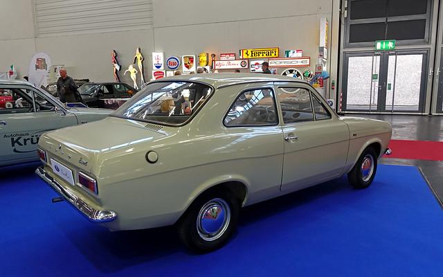 Ford Escort 1100 De Luxe 2-Türer - 1968