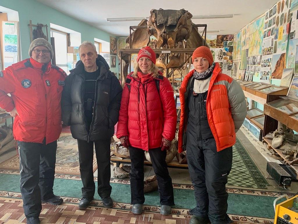Музей Горностай в Тикси - самый интересный музей Якутии. IMG_7953