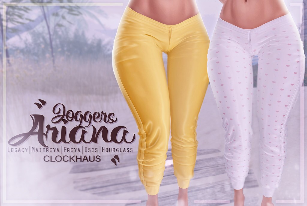 Ariana Joggers for The Saturday Sale 75L
