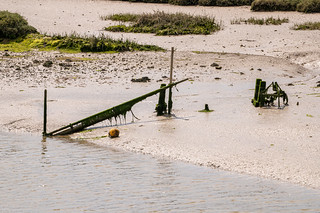 Old Jetty Remains