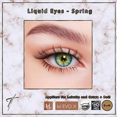 Tville - Liquid Eyes *spring*