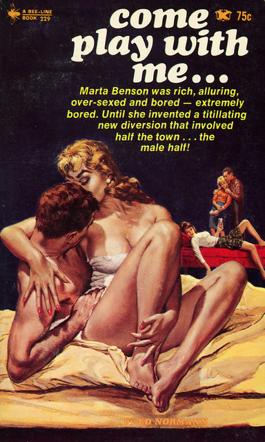 Bee-Line Books 229 - Ed Normann - Come Play With Me...