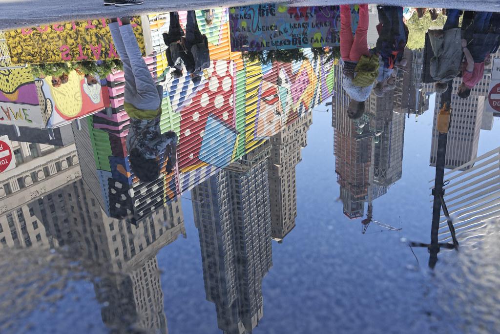 NYC en couleur
