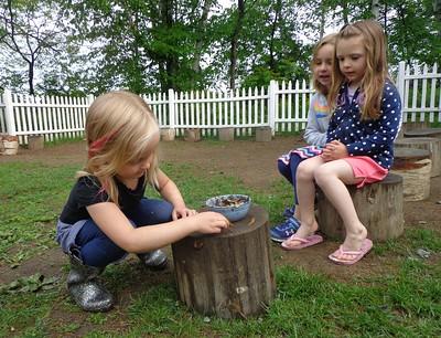 capturing the escaping slugs