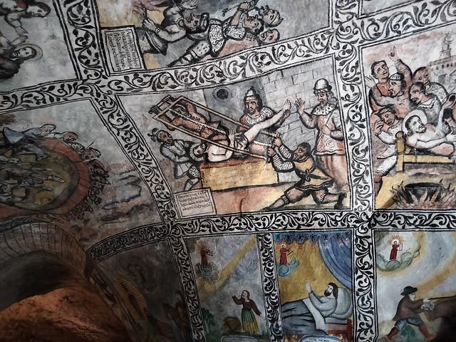 Ermita de San Bernabé. Ojo Guareña
