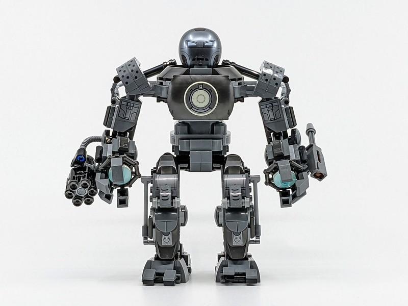 76190: Iron Man: Iron Monger Mayhem Set Review