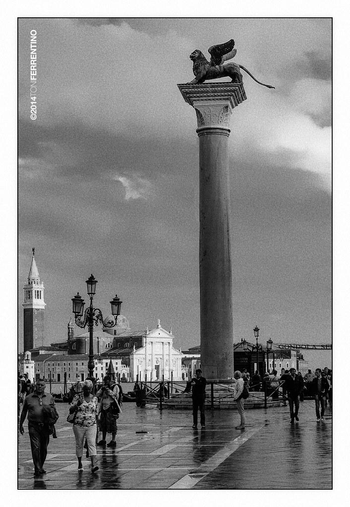 colonna di san marco