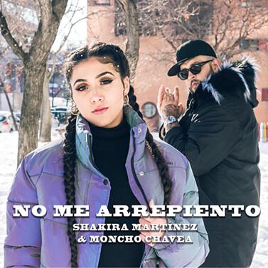 No me arrepiento - Shakira Martínez y Moncho Chavea