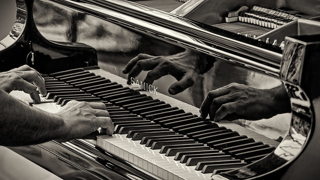 Piano four hands