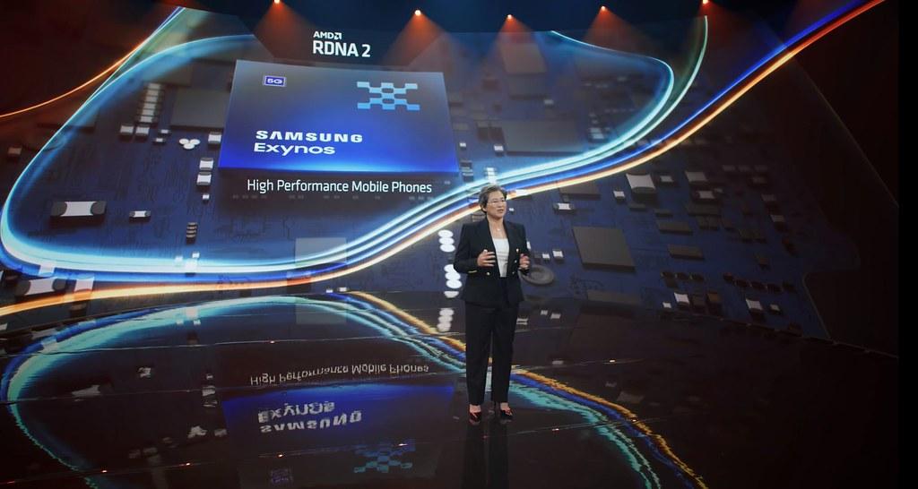 AMD RDNA2 Exynos