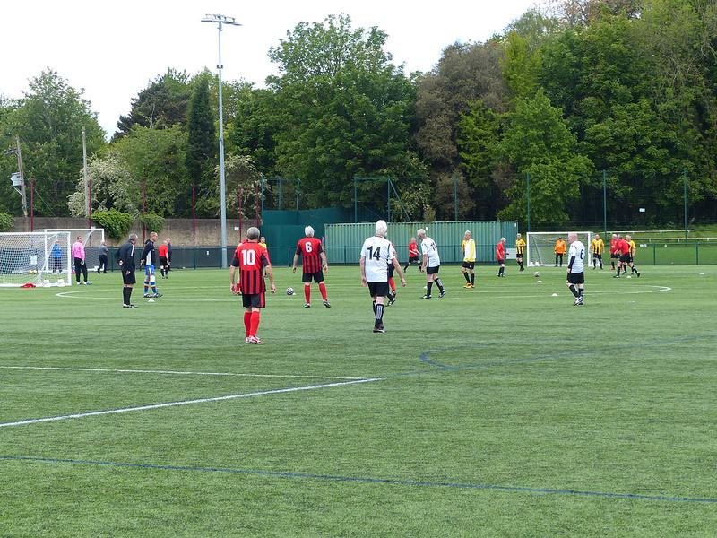 Walking Football League