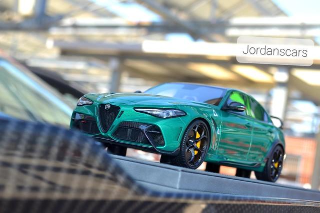 Alfa Romeo Gtam Bbr