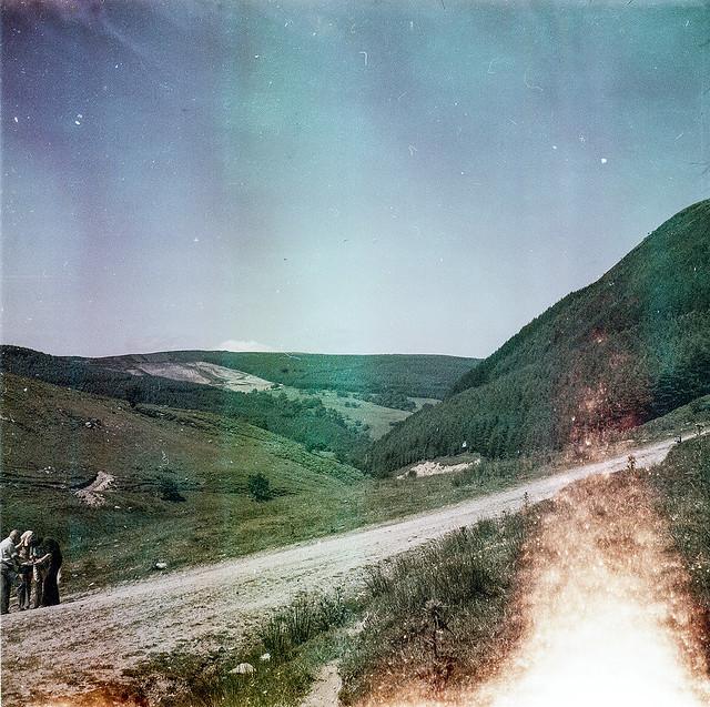Les muntanyes de Gal·les / Welsh mountain path