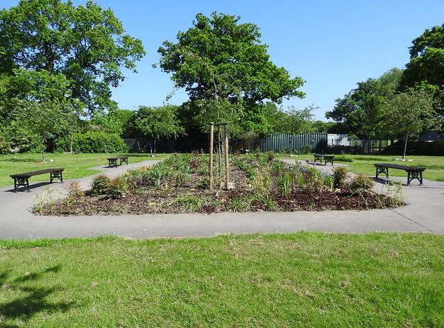 Garden of Remembrance, Wickford Memorial Park, Essex