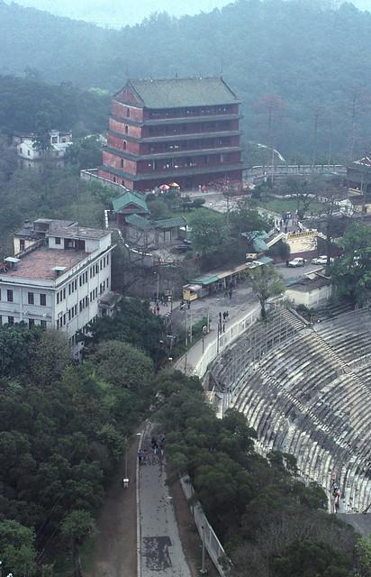 Five-Story Pagoda - Guangzhou