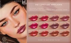Synergy - Lelutka Lipstick Applier for EVO / EVO X heads - Moderna♥
