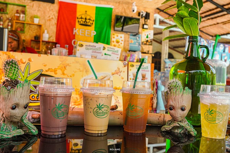 ร้านกาแฟ ตะกั่วป่า
