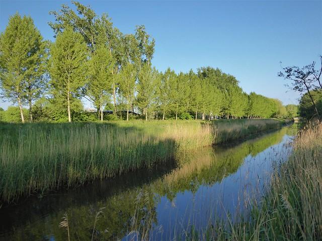 Zwolle, Koelwaterpad
