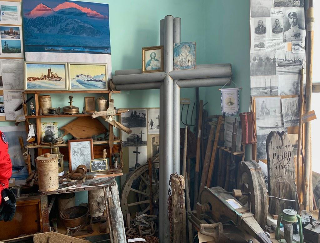 Музей Горностай в Тикси - самый интересный музей Якутии. IMG_7932