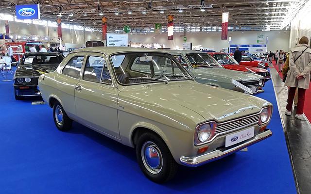Ford Escort 1100 De Luxe 2-Türer - 1968 ...