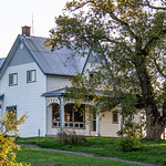 Victorian Farmhouse, East Line Road, Rose Township, District of Algoma, Ontario, Canada