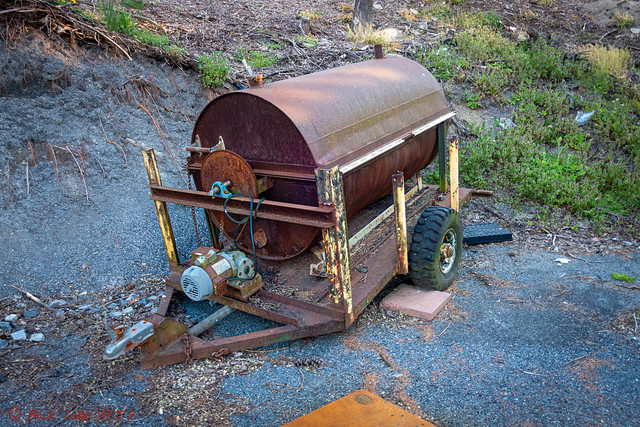So What Is This Rusted Hunk Of Junk?