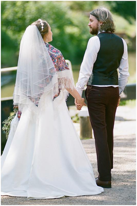 Analogue Wedding Photography