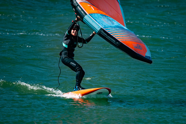 Wind sports in the Gorge - Hood River Oregon