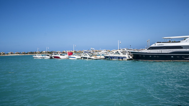 Egypt's Porto Marina in North Coast