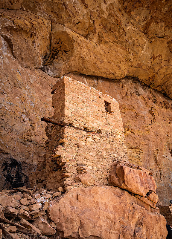 Standalone Tower Wall