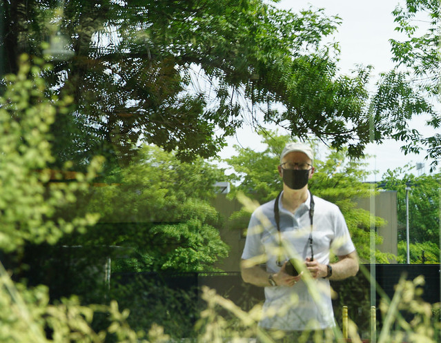 In the Greenery, Reflected