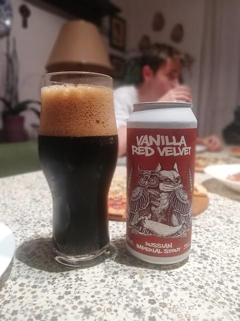 Guineu Vanilla Red Velvet