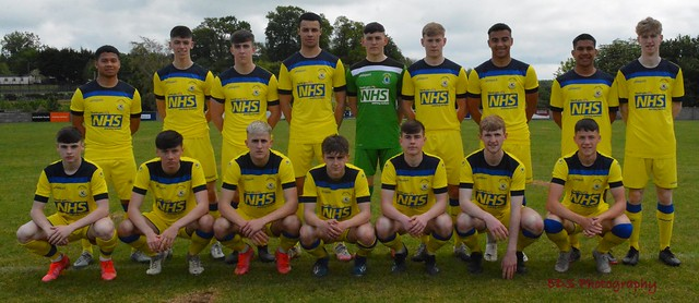 Mid Ulster Youth Cup Final 2020/2021