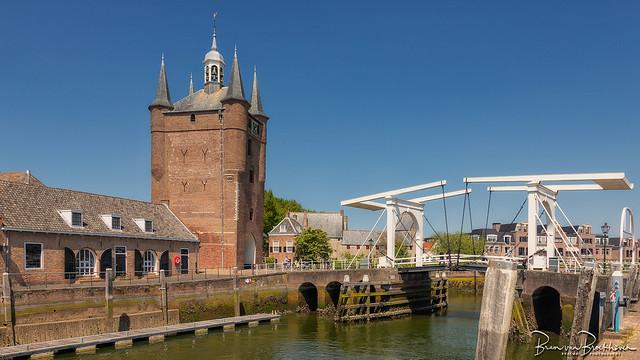 Zuidhavenpoort Zierikzee (HFF)