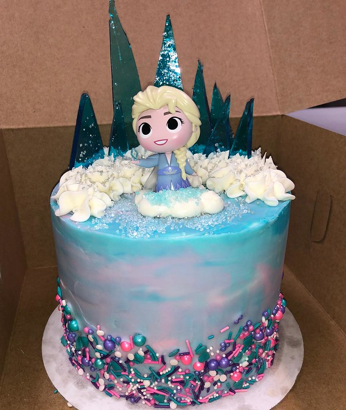 Cake by Queen Bee Sweets